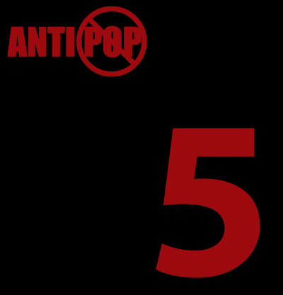 ANTIPOP: 5 years